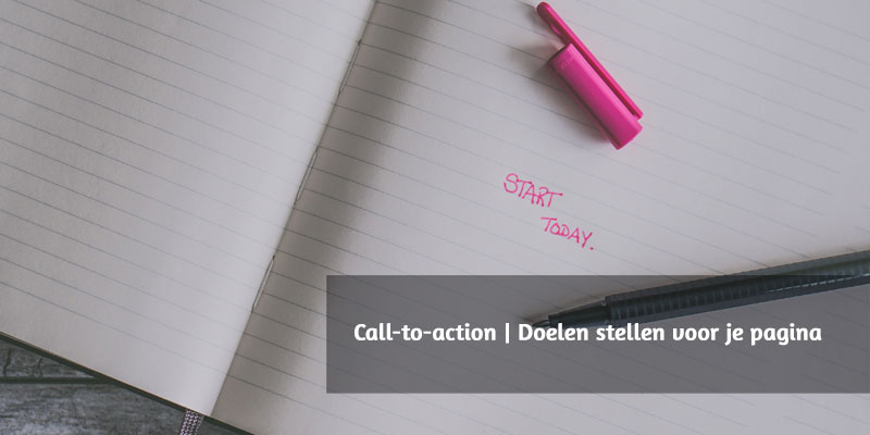 Wat is een Call-to-action?