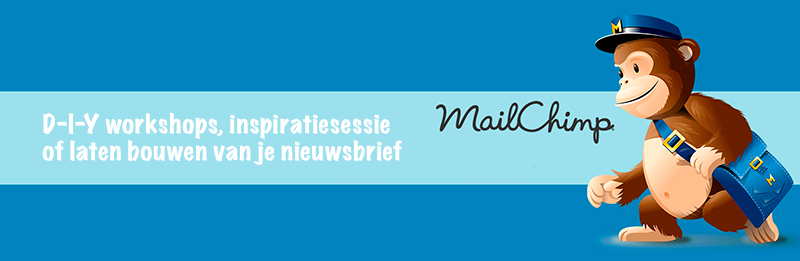 E-mailmarketing met MailChimp