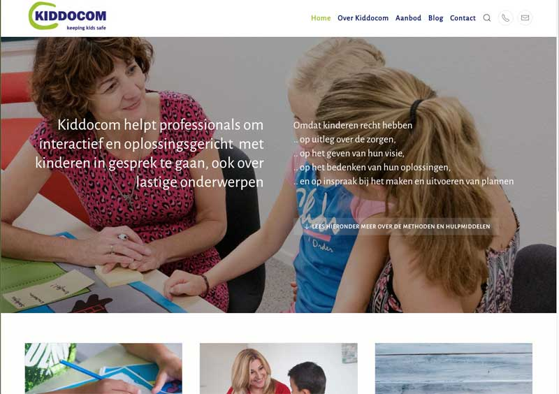 Kiddocom – keeping kids safe